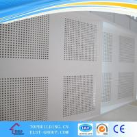 Wholesale Perforated Gypsum Board from china suppliers