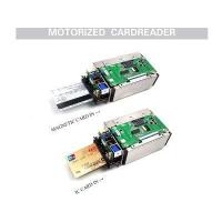 Wholesale Motorized Card reader ZCS150 Motorized Magnetic Card Reader + IC/RFID/PSAM Reader Writer from china suppliers