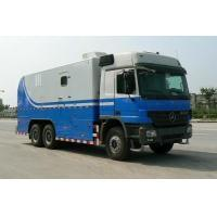 Wholesale HMC35 Cable Skid Mounted Logging Unit Oilfield Vehicles Drawwork from china suppliers