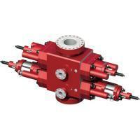 Wholesale U type Well Head Equipment , Single / Double Ram Blowout Preventer from china suppliers