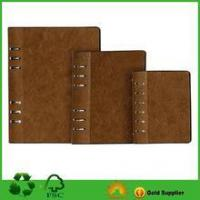 China Notebook Leather Bound Journal on sale