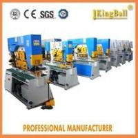 Wholesale Q35Y-25 High Precision hydraulic Iron worker from china suppliers