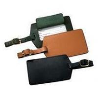 Bags Genuine Leather Luggage Tag