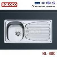 Wholesale welding kitchen sink BL-880 from china suppliers