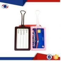 Wholesale Silicone custom luggage tag from china suppliers