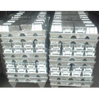 Wholesale alloy ingot Zinc alloy Ingots from china suppliers