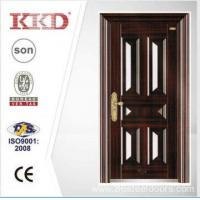 Wholesale 2014 New Design Security Steel Door KKD-106 With New Pait Main Door Made In China from china suppliers