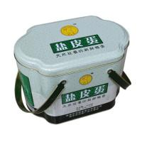 bucket candy tin boxes