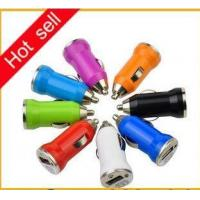 Wholesale PA010 Hot selling car charger for mobile phone mini usb car charger 5v 1A from china suppliers