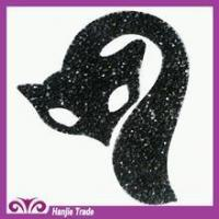 Wholesale Fox Crystal Bling Rhinestone Sticker Custom Sheet from china suppliers