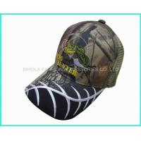 Bush hat/Cow Fishing Hat/ camouflage cap SHC0014M01