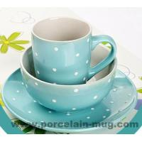 Wholesale Dinner set 3pcs breakfast dinner set from china suppliers