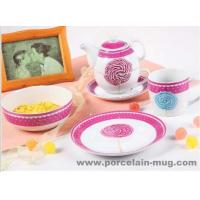 Wholesale Dinner set Breakfast dinner set-candy from china suppliers