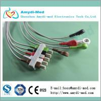 Philips/HP AA type 5 lead ecg leadwires