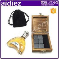 Wholesale Souvenir Chilling Whisky Stones Whisky Rock Ice Cubes Whisky Stone Gift from china suppliers