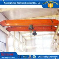 Electric Hoist Overhead Crane With 15 Ton Weight