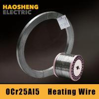 Wholesale FeCrAl flat wire from china suppliers