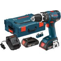 Drills and Impacts Learn more 18 V EC Brushless Compact Tough 1/2 In. Hammer Drill/Driver