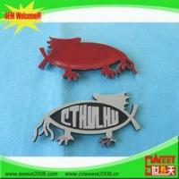 Wholesale Chrome Badge High quality wholesale Custom chrome motorcycle emblem from china suppliers