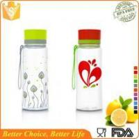Buy cheap 600ml tritan water bottle with ice freezer stick from wholesalers