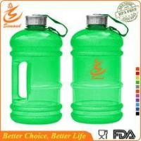 Buy cheap 1 gallon water bottle plastic for fitness from wholesalers