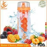 Buy cheap 32oz sport water bottle with fruit infuser from wholesalers