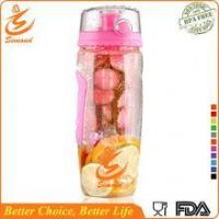 Buy cheap 32oz water bottle with fruit infuser from wholesalers
