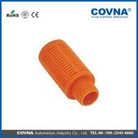Wholesale Pipeline Accessory Plastic pneumatic silencer muffler from china suppliers