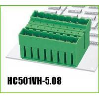 Wholesale Pluggable terminal block HC501VH-5.08 from china suppliers