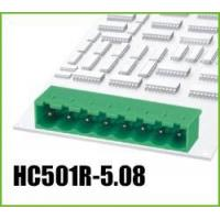 Wholesale Pluggable Terminal Blocks HC501R-5.08 from china suppliers
