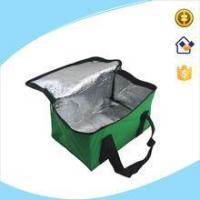 High quality green 300D cooler bag,Insulation bags with zipper
