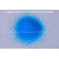 Wholesale Copper Sulfate Pentahydrate feed grade from china suppliers