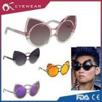 Brand Cateye Top Sunglasses Float