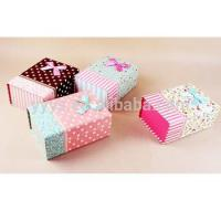 Buy cheap Wholesales Friendly Environmental Material Recycled Paper Packaging Box For Cosmetic from wholesalers