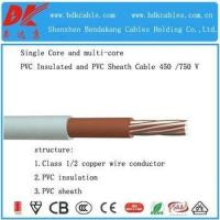 Wholesale H05ZZ-F H07ZZ-F 3 Cores Copper Conductor Flexible Electric Cable from china suppliers