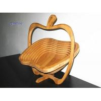 Buy cheap Kitchenware Product name:Bamboo folding basket from wholesalers