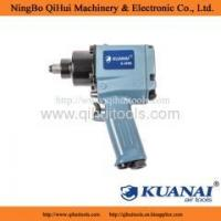 "Wholesale 1/2""Top Quality Twin Hammer pneumatic Impact Wrench with a quieter from china suppliers"