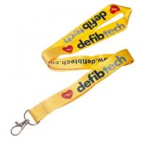 Buy cheap lanyard PRODUCT Screen Printing Polyester Tube Lanyard for Mobile Phone from wholesalers