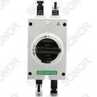 Best ELECTRICAL ITEMS DC Isolator switches wholesale