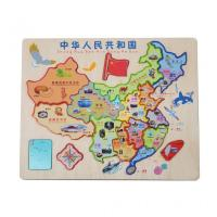 Games & Puzzies Map Of China