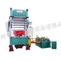 Wholesale 7.5MN/9.0MN/10.0MN/13.0MN/16.0MN Flat Vulcanizing Press from china suppliers