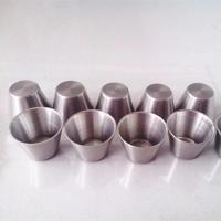 Wholesale Small Machined Tungsten Crucible for Sale from china suppliers