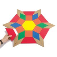 Wholesale Giant Foam Pattern Blocks from china suppliers