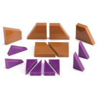 Wholesale Fraction Pattern Blocks from china suppliers