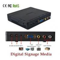 Wholesale Battery Powered Electronic Advertising Display Screen Media Player TV Box from china suppliers