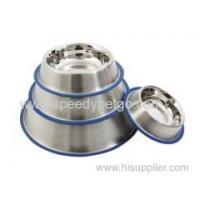 Wholesale Stainless Steel Pet Food Bowl for Dogs Cats from china suppliers