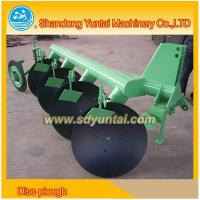 YUNTAI Durable 1YT-230 Single Beam Disc Plough for Tractors