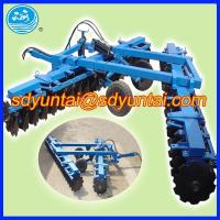 China 1BJ-4.4 folding wing hydraulic pressure disc harrow on sale