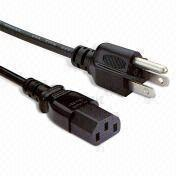Power cord with UL-817