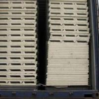 Wholesale steel sandwich panel roof & wall Polyurethane(PU) Sandwich Roof Panel from china suppliers